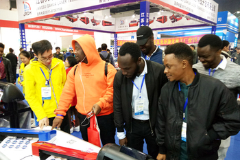 2019 CYMIF Yiwu Carving and Cutting Laser Equipment Exhibition opens today!