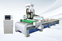Multi-layer board cutting machine