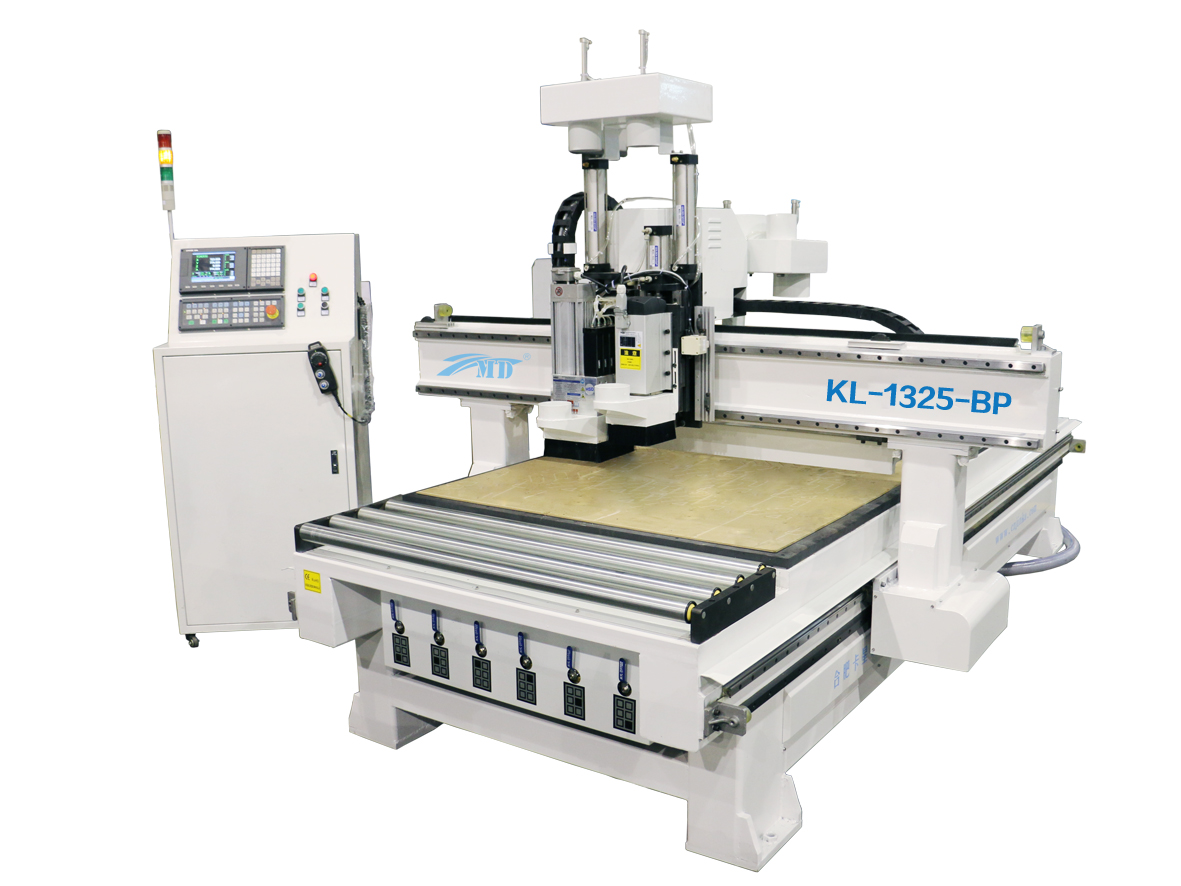 Hole material integrated machine KL-1325-BP